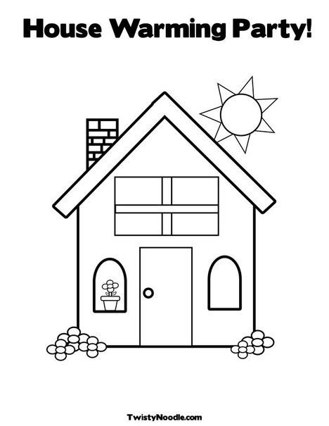 70 best house coloring pages for applique or quilt blocks images on ...
