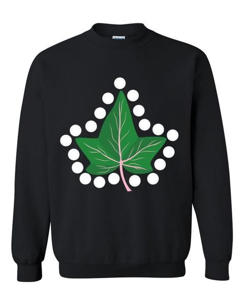 ac652c7409 Ivy Pearl Sweatshirt -Black. Find this Pin and more on Alpha Kappa ...