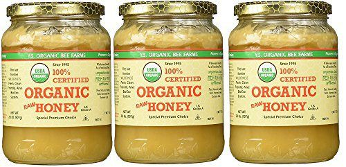 YS Organic Bee Farms Raw Honey -- 2 lbs (Pack of 3) - http://flowersnhoney.com/ys-organic-bee-farms-raw-honey-2-lbs-pack-of-3/