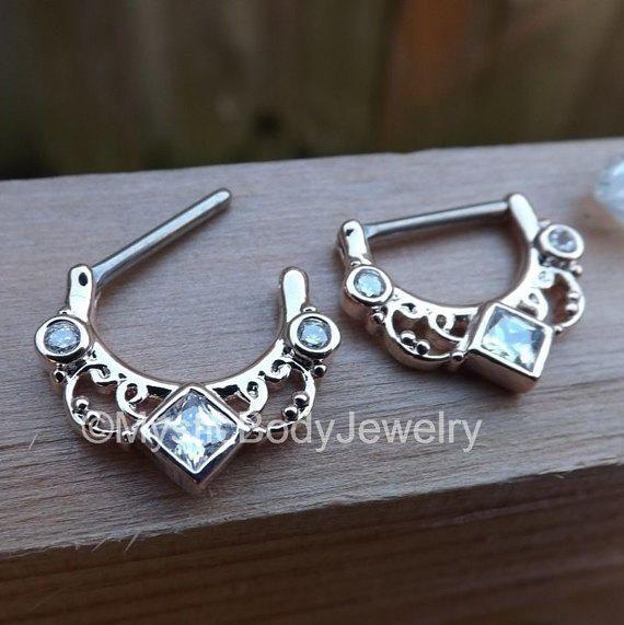 275 best Piercing jewelry images on Pinterest   Piercings ...