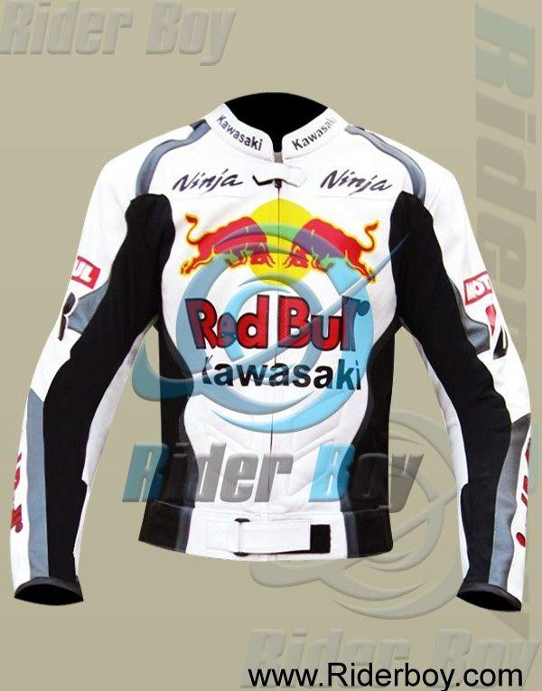 Kawasaki RedBull MotoGP Racing Jacket #r1 #yzfr1 #san #sansin #superinle #sportbike #bike #moto #motos #motorcycle #motosiklet #motoworld #_motoworld #motorbike #hondacb #cb360 #tracker #scrambler #costom #motoguzzi #motoguzziv7 #scrambler #bmw #r100 #atlanta #atl #caferacer #scrambler #fromthetank #brothermoto #hd #2017  #hondaracing #cx500 #atc250r #streettracker #scrambler #dualsport #custombike #builtnotbought #custommotorcycle #kz400 #tracker #bratbike #brattracker #streettracker…