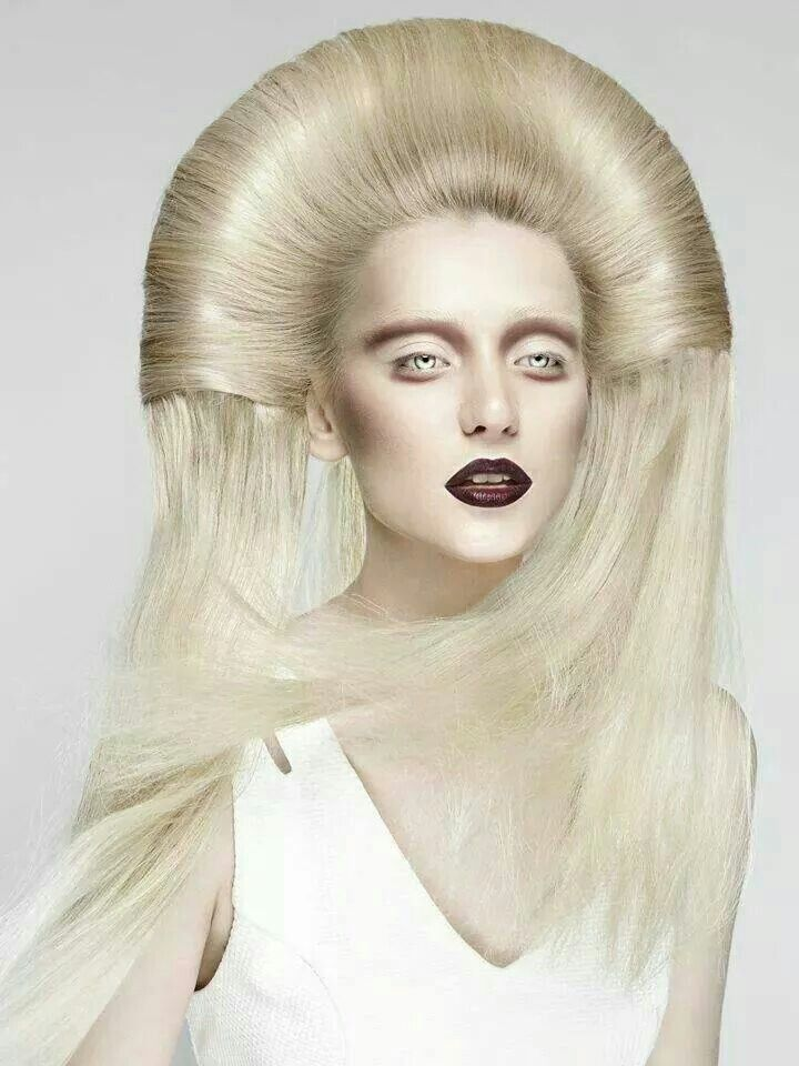 1243 best images about Avant Garde Hair The Future