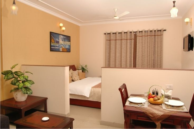 Serviced apartments in Gurgaon are home away from home.  Yet another reason for the predicted boom in India's Serviced apartments in Gurgaon  sector is the on top demand. http://www.treetopgreens.com
