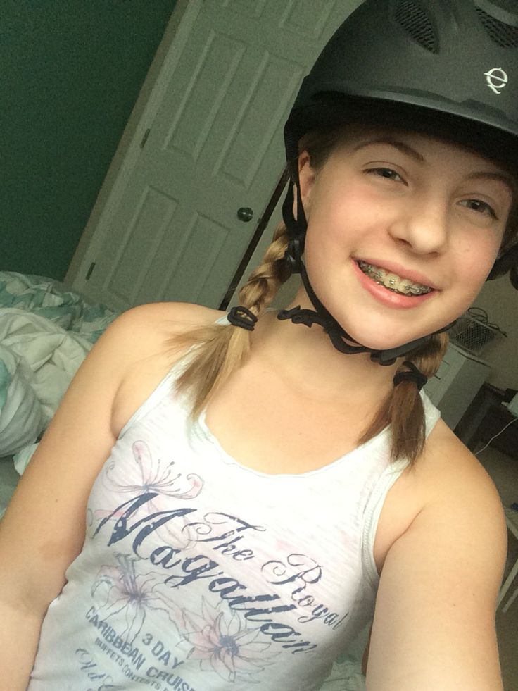 Loving my New Helmet! I can Fit Braids in them!❤️