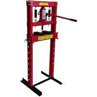 Presse hydraulique d'atelier sur colonne - 12 tonnes