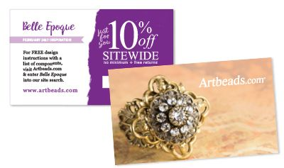 Artbeads.com Coupons - Official Site, Best and Newest Deals