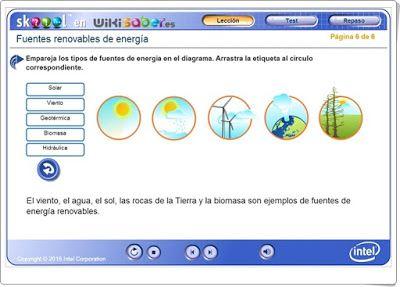 """Unidad 8 de Ciencias de la Naturaleza de 3º de Primaria: """"La energía y el medio ambiente"""""""