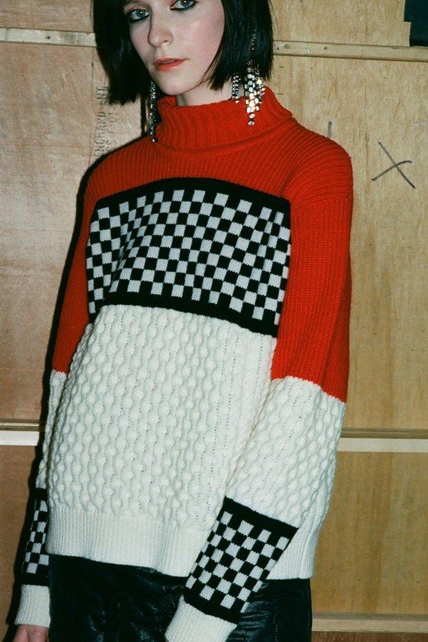 Ashley Williams fuses fun fashion and serious business | Dazed