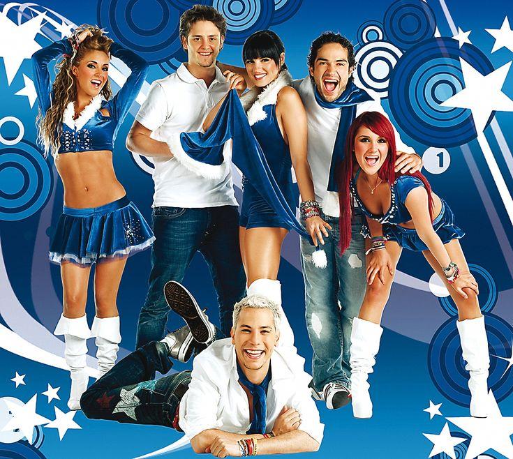 Pepsi de Natal - 001 - RBD Fotos Rebelde | Maite Perroni, Alfonso Herrera, Christian Chávez, Anahí, Christopher Uckermann e Dulce Maria
