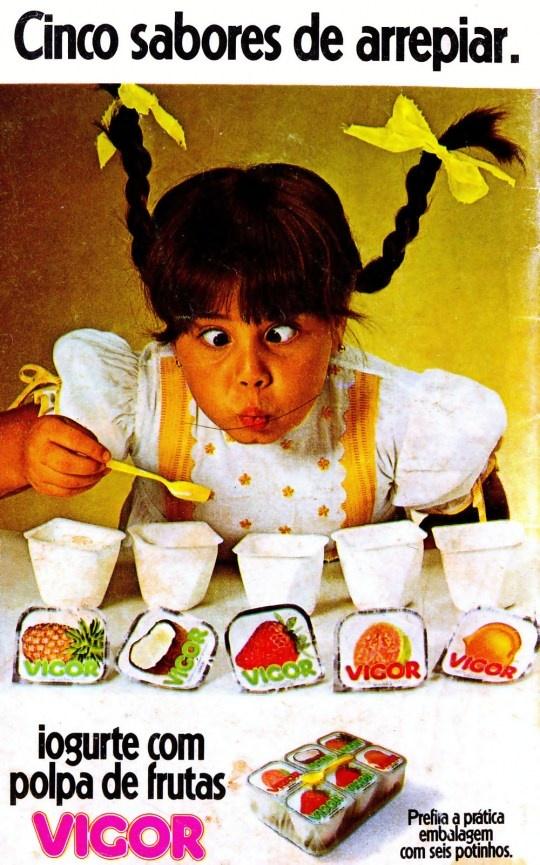Iogurte Vigor (1979)