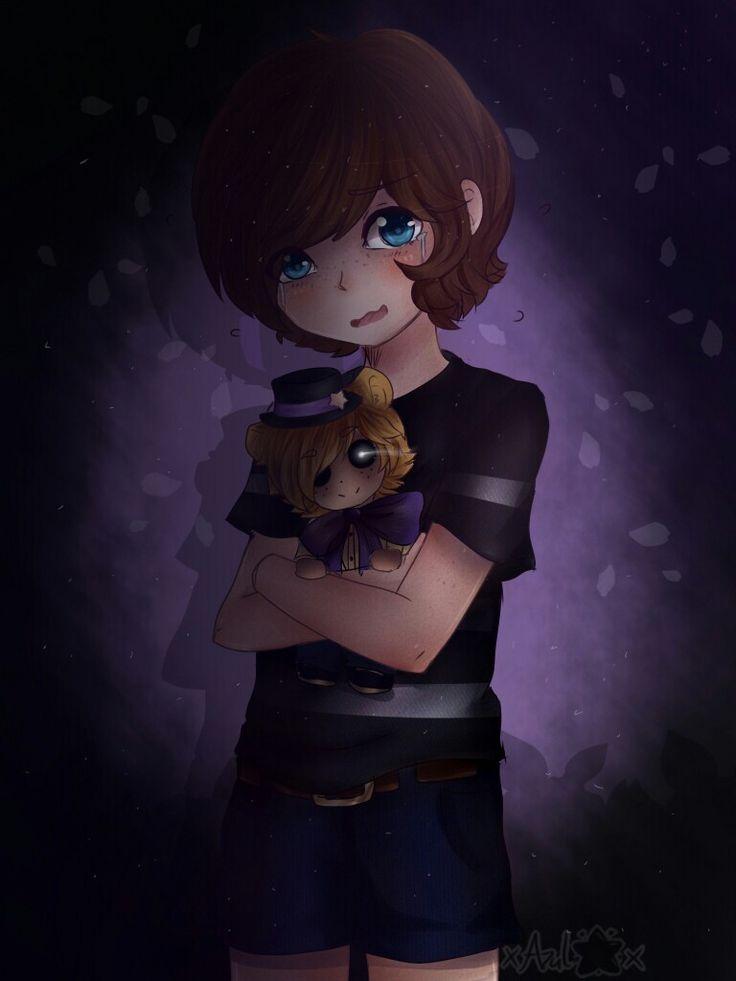 Картинка плачущего ребенка из фнаф