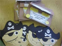 First Grade Fairytales: Eek! A Mouse....Arrrggghh! A Pirate! Cause  Effect FREEBIES!