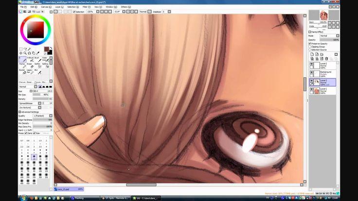 Coco (Appt.44) digital speed painting (dara)