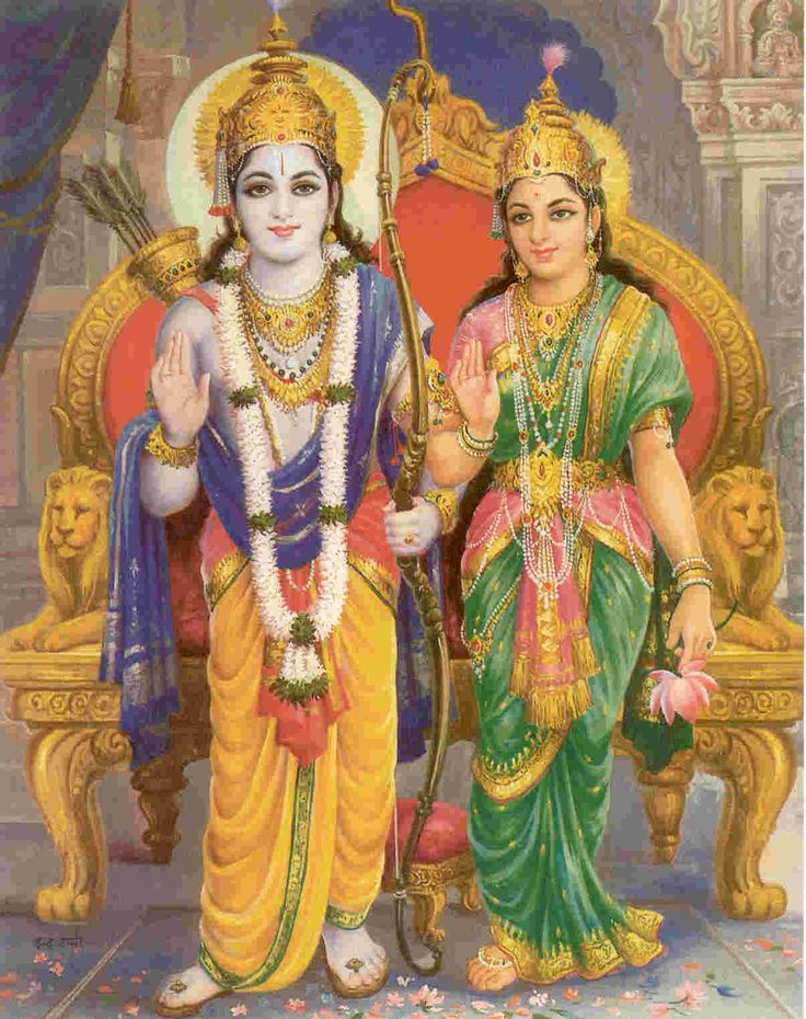 sita and rama relationship questions