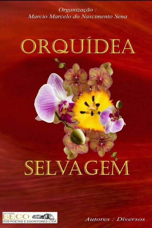 """Olá! Participei de mais uma antologia poética. Olivro """"Orquídea Selvagem"""" foi organizado por porMarcio Marcelo do Nascimento Sena,do Grupo Editorial Beco dos Poetas & Es…"""