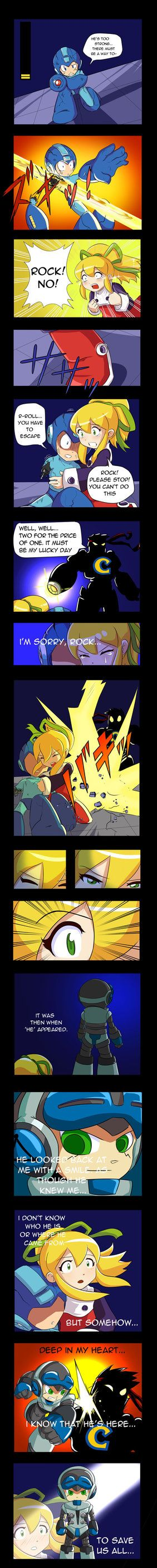 Mighty No.9 - Save us all