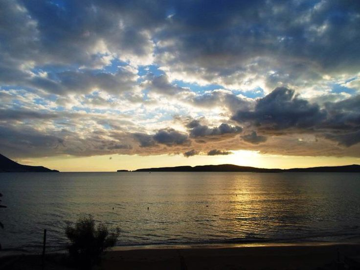 Sunset in #Gialova