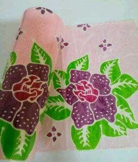 Batik Roll Cake // Cirebonan