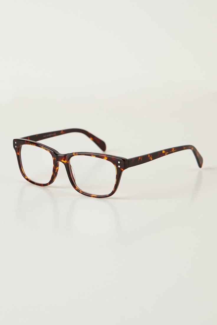 Finn Reading Glasses // Maybe I can just fake it!