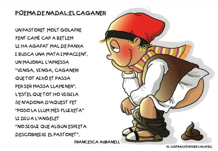 Poema del Caganer