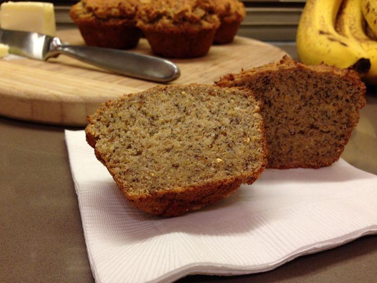 Banana Corn Muffins | Food & Drink: Vegan | Pinterest