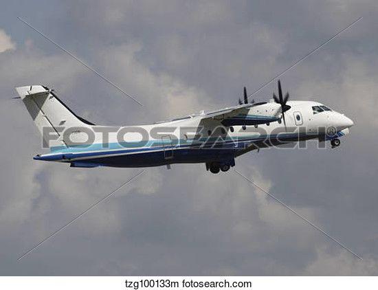 Stock Photo of U.S. Air Force Dornier 328   100133m - Search 100133m.jpg