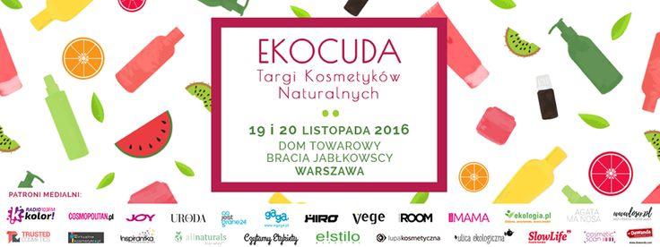 Już 19-20 listopada Orientana na Targach Kosmetyków Naturalnych w Warszawie!