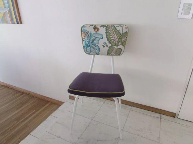 sillas retro vintage- restauradas- precio por unidad