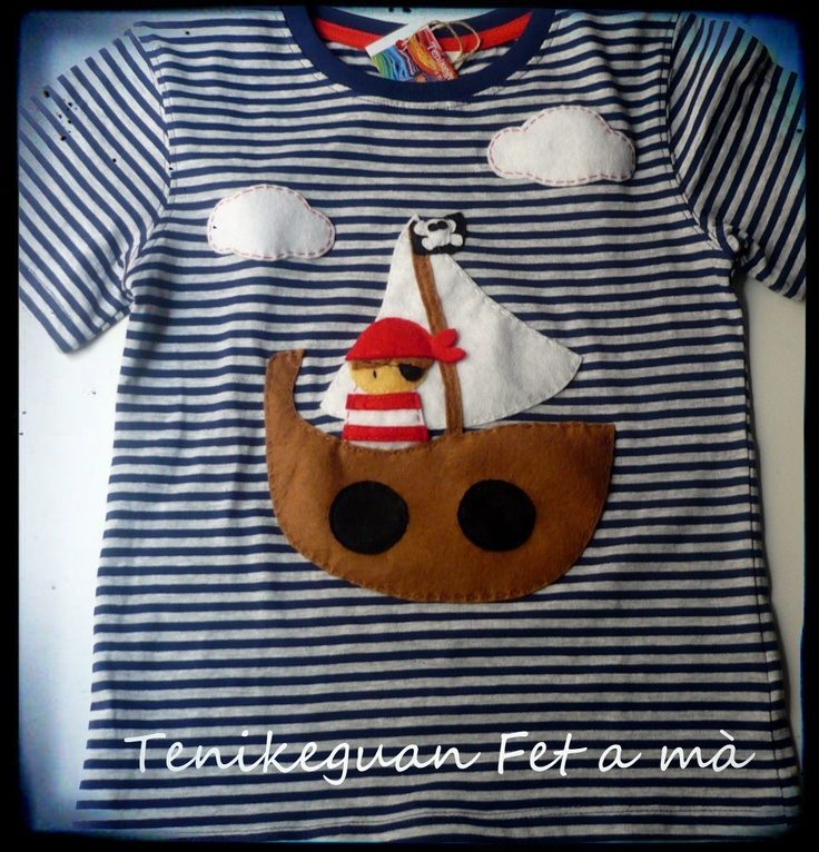 Tenikeguan: Barco pirata a la vistaaaa!!!