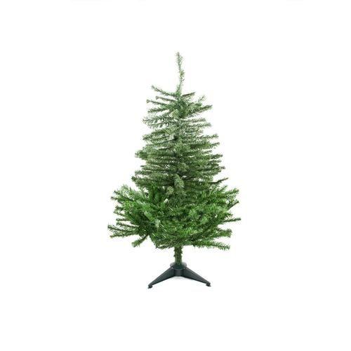 4' Two-Tone Balsam Fir Artificial Christmas Tree - Unlit