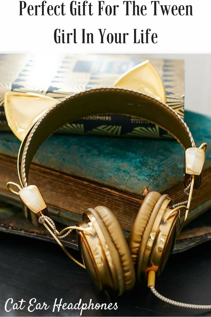 PBteen Cat Ear Headphones girltweenfashion (With images