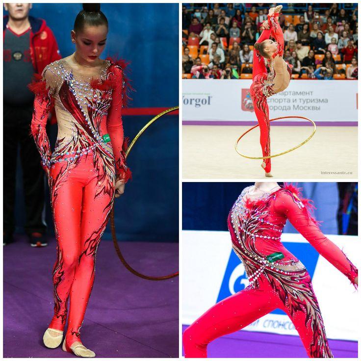 Arina Averina (Russia), hoop 2017