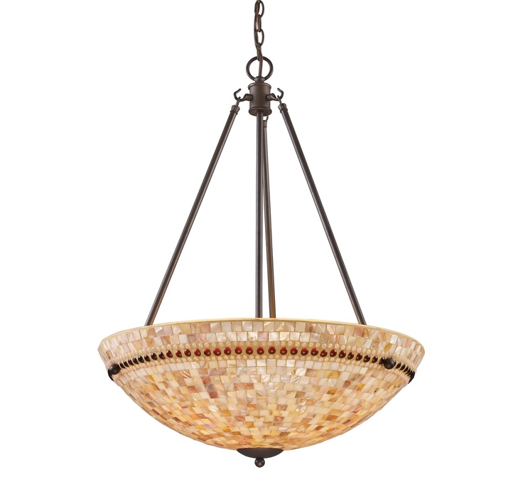 Elk Lighting Roxana Pendant Dining Room