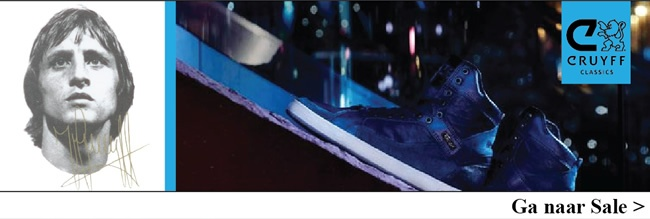 Op zoek naar mooie herenschoenen van Cruyff? Shop ze met 50% korting in onze SALE: www.dicapolavori.com