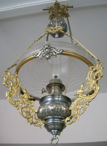 69 best antique oil lamps images on Pinterest | Antique oil lamps ...