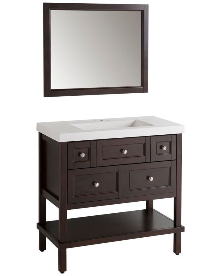 Best 25 36 Inch Bathroom Vanity Ideas On Pinterest  36 Bathroom Entrancing Bathroom Vanity 30 Inch 2018
