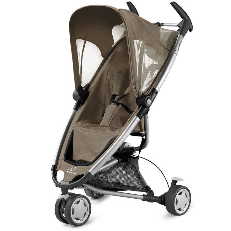Beliebter Kinderwagen: Quinny Zapp