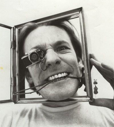 Martin Kippenberger, Portrait von 1981
