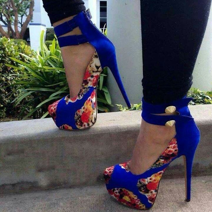 These shoes are hot