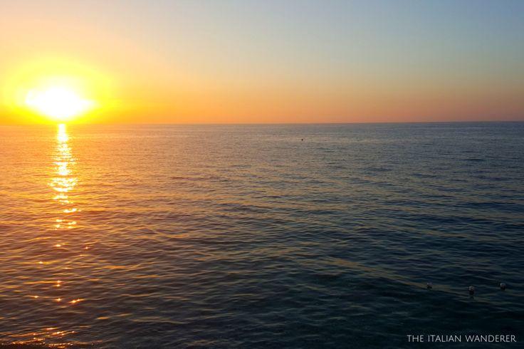 Sunset at Isola d'Elba