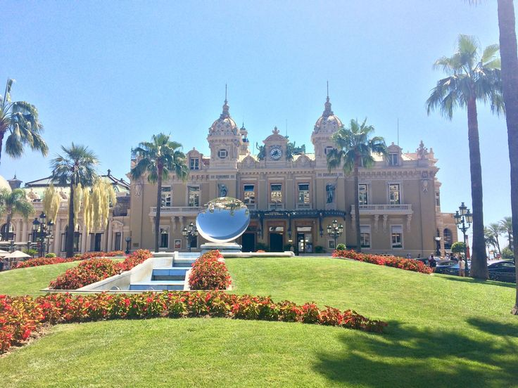 Summer in Monte Carlo