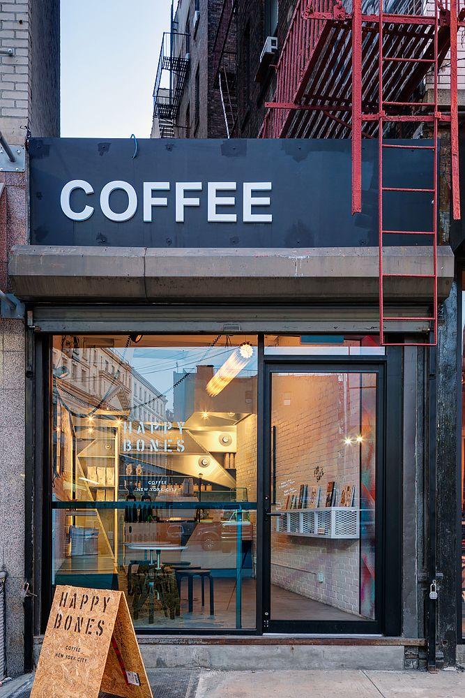 Happy Bones serving New Yorkers good coffee