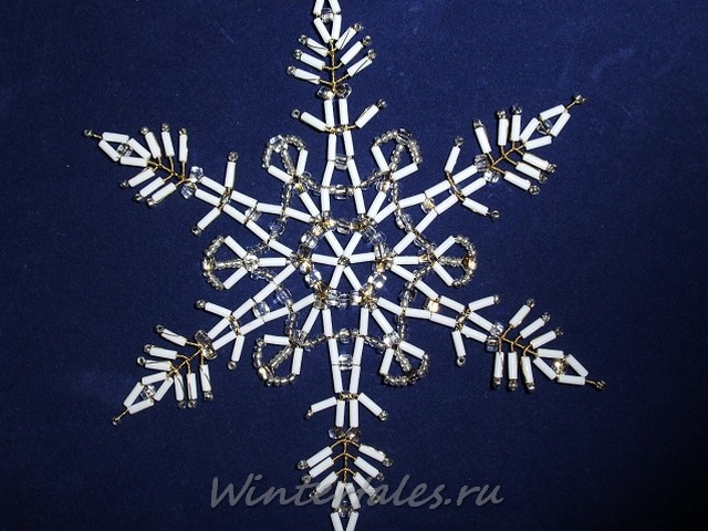 Beaded Snowflake inspiration http://www.ecrafty.com/casearch.aspx?SearchTerm=snowflake