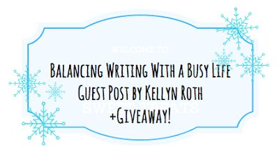 Frozen Books Blog: Guest Post: Balancing Writing With a Busy Life by ...