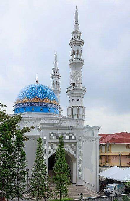 Al-Bukhari Foundation Mosque - Kuala Lumpur, Malaysia