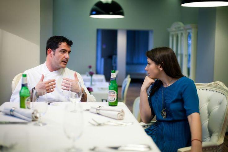 Roberto dal Seno + Cristina Mazilu