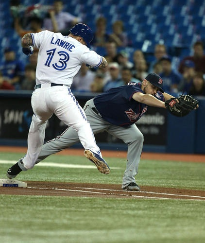 Blue Jays rookie Chad Jenkins picks up first career win in 4-3 victory over Minnesota Twins #baseball