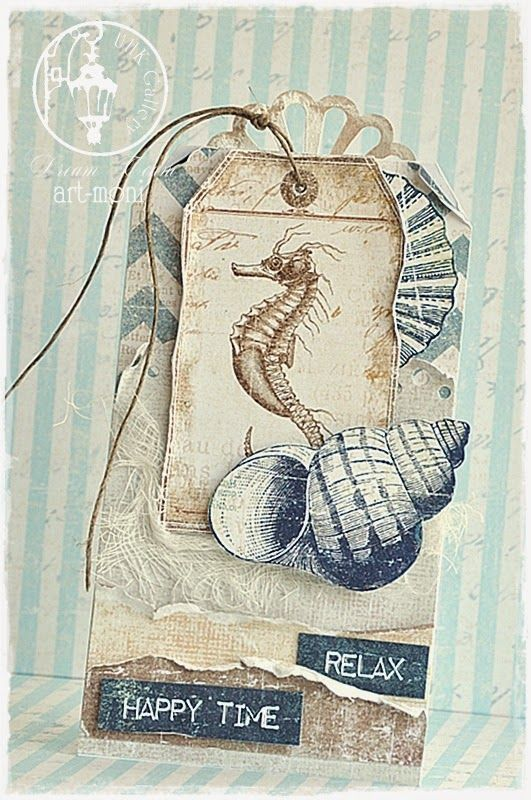 UHK Gallery - inspiracje: Plaża na tagu lub tag na plaży :)