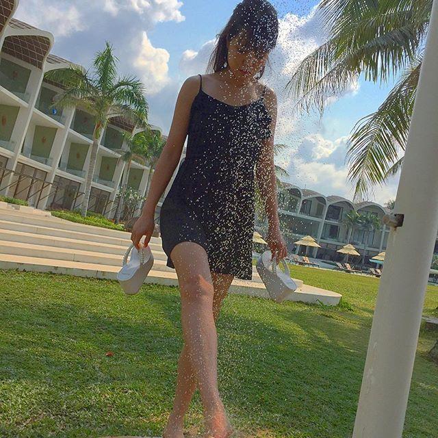 【sayoi0410】さんのInstagramをピンしています。 《* last day....🏖🌸🌴 * #ベトナム #ベトナム人 #リゾート #海 #旅行 #観光 #ビーチ #青空 #晴天 #常夏 #フーコック島 #姉妹旅 #楽しい #ザシェルズリゾートアンドスパ #vitnamese #vitnam #phuquoc #beach #travel #tourist #vacation #summer #theshellsresortandspa #resort #tet #shells》