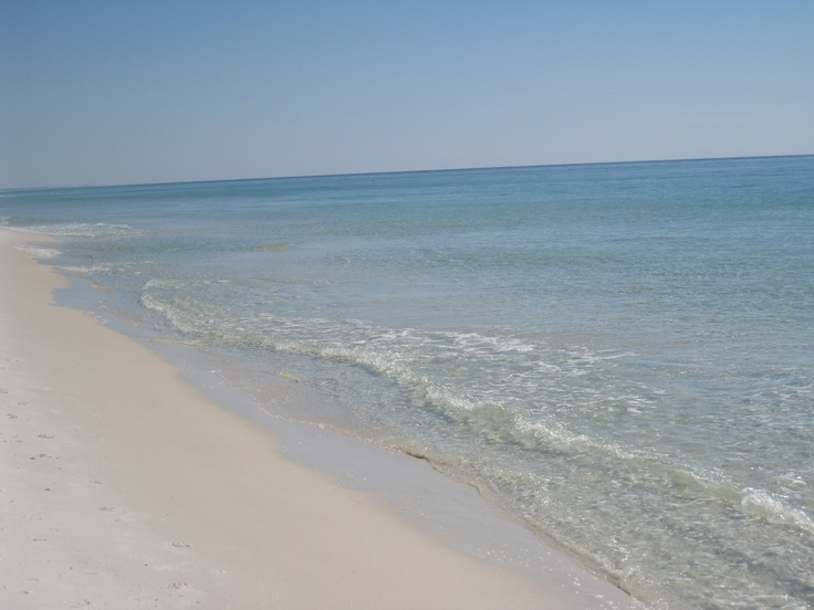 Miramar Beach, Florida on the gulf coast/panhandle area. Absolutely beautiful beaches - rival of any beach on planet earth. I am fortunate to live here.